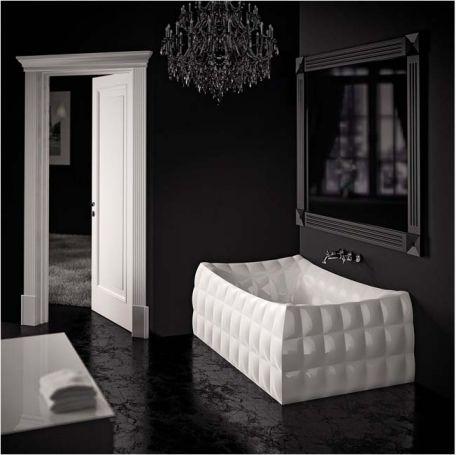 Mẫu phòng tắm lấy cảm ứng từ thời trang ☯ Thiết kế 2
