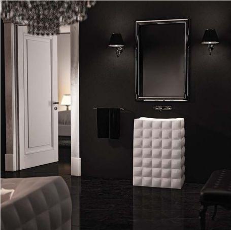 Mẫu phòng tắm lấy cảm ứng từ thời trang ☯ Thiết kế 3