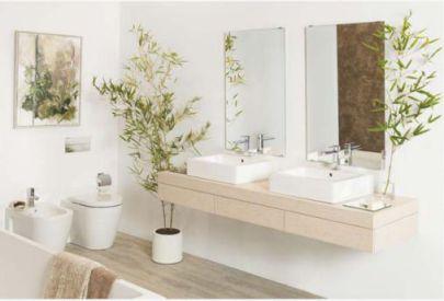 Mẫu phòng tắm hợp với thiên nhiên--Thiết kế 2