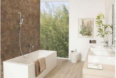 Mẫu phòng tắm hợp với thiên nhiên--Thiết kế 3