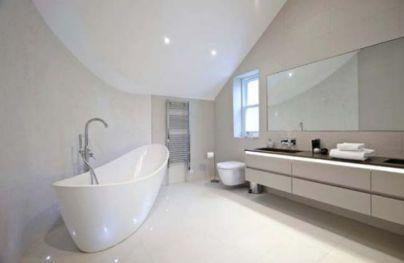 Mẫu phòng tắm với cách thiết kế tối giản☛ thiết kế 3