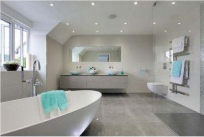 Mẫu phòng tắm với cách thiết kế tối giản☛ thiết kế 5