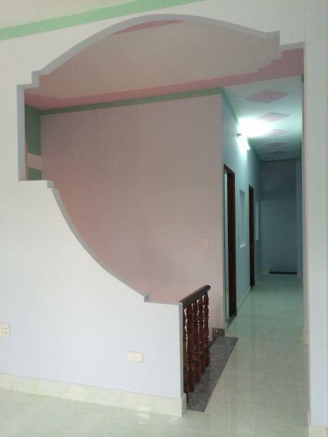 không gian trên tầng lầu