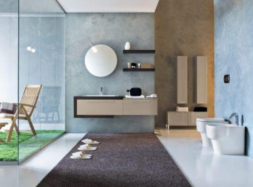 Phòng tắm đẹp dành cho nhà ống Mẫu thiết kế 3