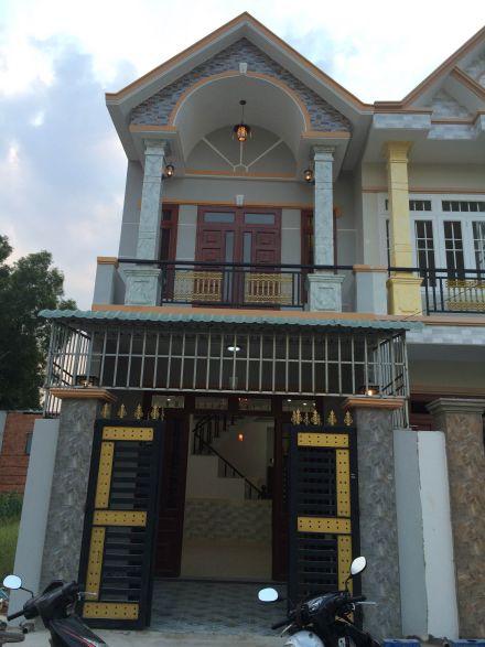 Nhà mới định cư - lập nghiệp