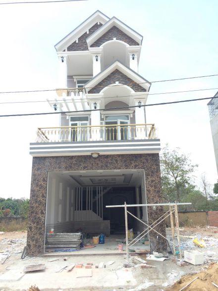 Thiết kế nhà mới đẹp