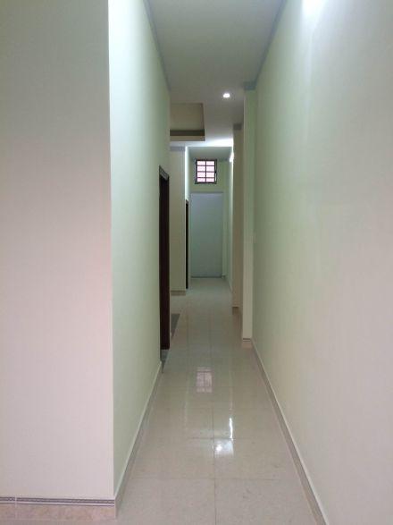 Hành lang trên lầu