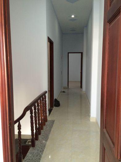 Tầng lầu với cách bố trí phòng hợp lý.