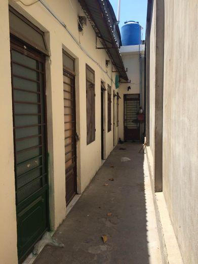 4 phòng trọ phía sau nhà.