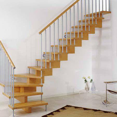 Mẫu cầu thang đẹp giá rẻ - Thiết kế 1