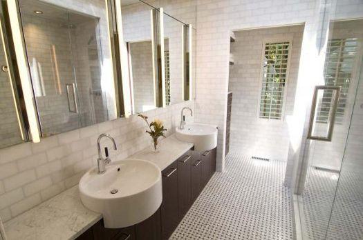 Mẫu phòng tắm hiện đại nhất 24h - Thiết kế mẫu 1