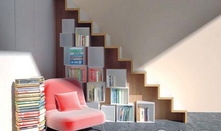 Mẫu cầu thang đẹp giá rẻ - Thiết kế 2
