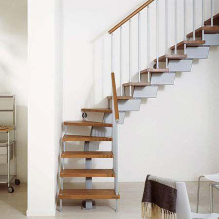 Mẫu cầu thang đẹp giá rẻ - Thiết kế 3