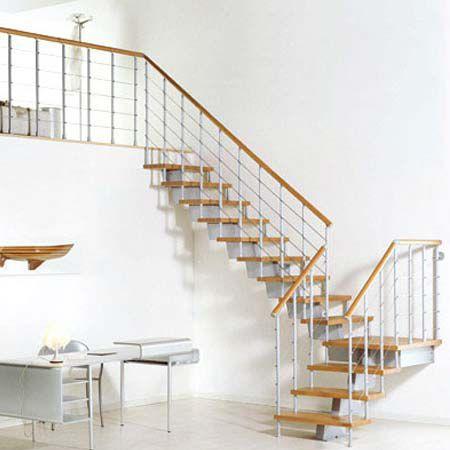 Mẫu cầu thang đẹp giá rẻ - Thiết kế 5
