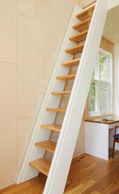 Mẫu cầu thang đẹp giá rẻ - Thiết kế 8