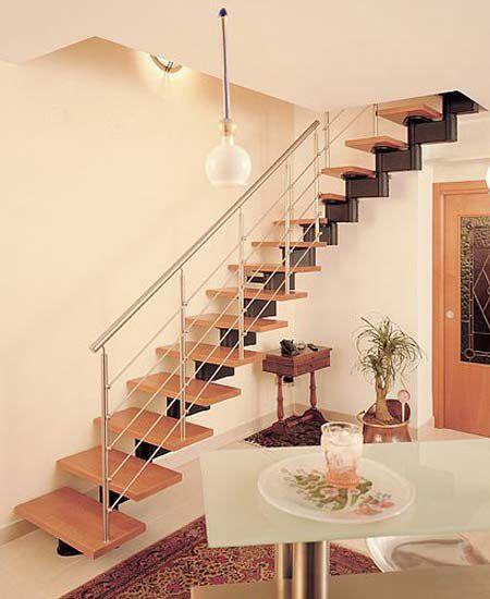 Mẫu cầu thang đẹp giá rẻ - Thiết kế 9