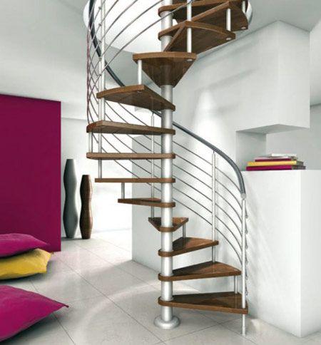 Mẫu cầu thang đẹp giá rẻ - Thiết kế 10