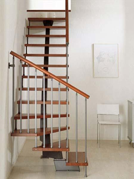Mẫu cầu thang đẹp giá rẻ - Thiết kế 7