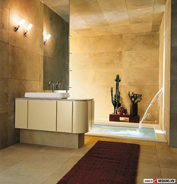 Phòng tắm đẹp hiện đại có ở Việt nam mẫu thiết kế 6