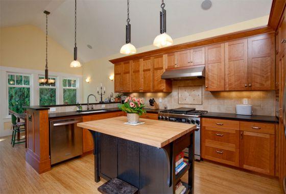 Mẫu nhà bếp đẹp hiện đại m5