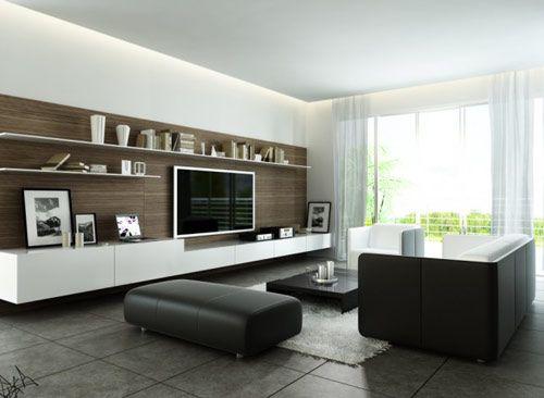 Nội thất phòng khách sang trọng hiện đại - pHối cảnh 9