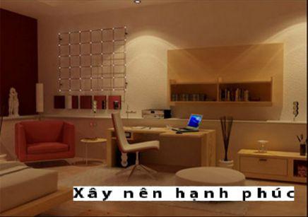 Phòng ngủ đẹp với gam màu rực rỡ H5