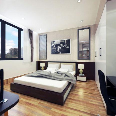 mẫu phòng ngủ đẹp M6