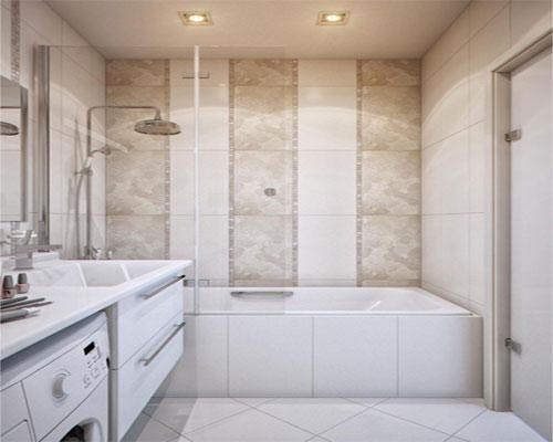 Mẫu phòng tắm đẹp hiện đại H4