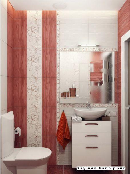 mẫu phòng tắm cho không gian nhỏ thiết kế 10