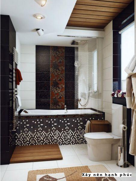 mẫu phòng tắm cho không gian nhỏ thiết kế 7
