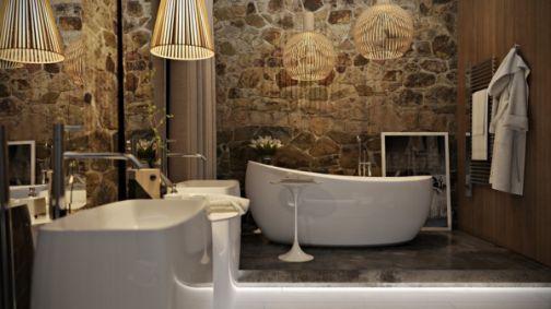 Mẫu phòng tắm đẹp hiện đại H5