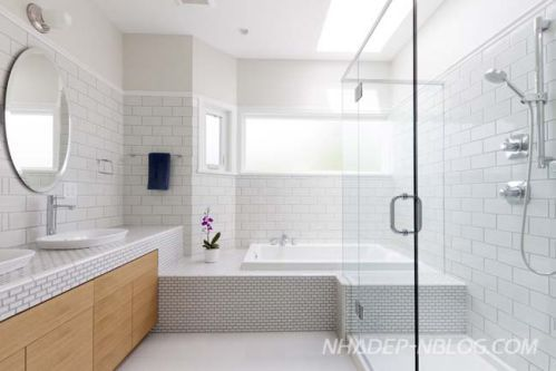 Mẫu phòng tắm đẹp hiện đại H6
