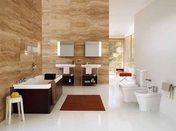 Mẫu phòng tắm hiện đại nhất 24h - Thiết kế mẫu 10