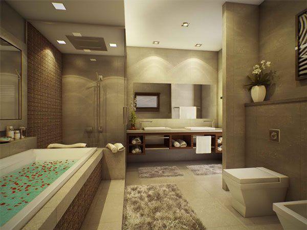 Phòng tắm đẹp hiện đại có ở Việt nam mẫu thiết kế 9