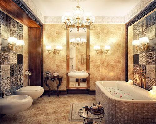 Mẫu phòng tắm đẹp hiện đại H7