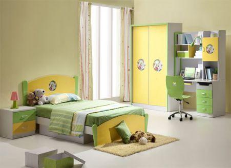 Phòng ngủ cho bé trai - Thiết kế 8