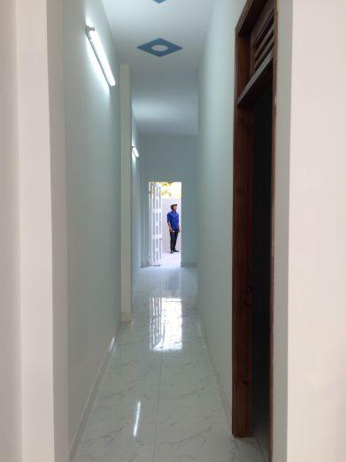 Hành lang trên lầu.
