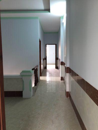 Các phòng được bố trí hợp lý.