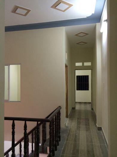 Các phòng đều được bố trí hợp lý.