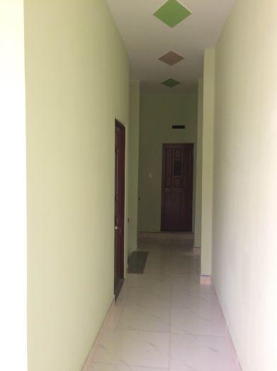 Hành lang trên lầu 1.