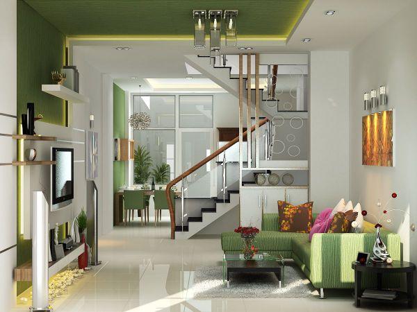 Thiết kế phòng khách sang trọng hiện đại Thiết kế 9