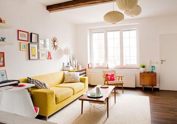 Thiết kế phòng khách sang trọng hiện đại Thiết kế 12