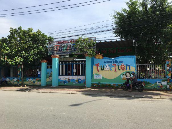 Bán nhà gần trường học đông hòa dĩ an bd--ảnh 5