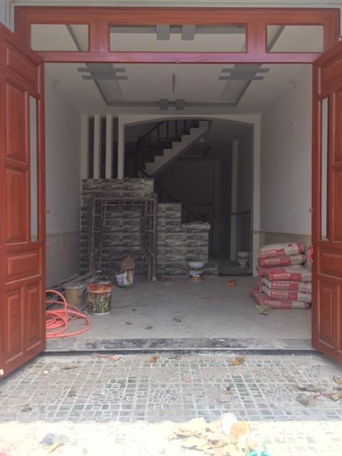Nhà 1 lầu 1 trệt có phòng trọ gần chợ dĩ an cần bán--ảnh 3