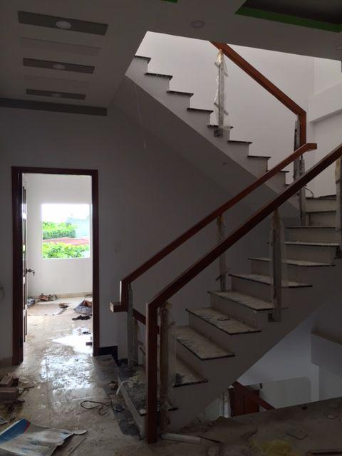 Mẫu cầu thang mới nhất