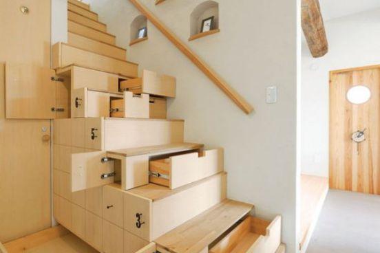 cầu thang nhà ống--Thiết kế 9