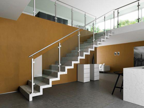 cầu thang nhà ống--Thiết kế 5