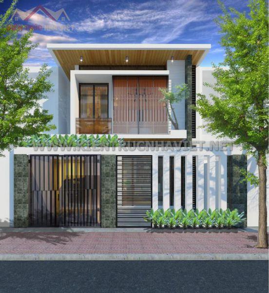 mẫu nhà đẹp 2 tầng diện tích 5x20--Kiến trúc 11