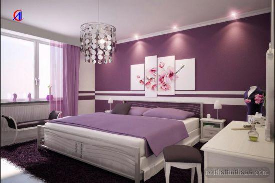 phòng ngủ đẹp đơn giản--Thiết kế 7