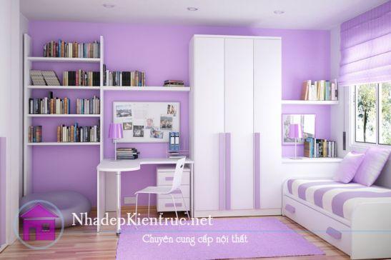phòng ngủ đẹp đơn giản--Thiết kế 8